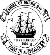 Shire of Shark Bay Logo